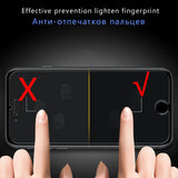 Protective Tempered Glass Screen Protector for iPhone 11 Pro Max/11 Pro/11/XS Max/XR/XS/X/8 Plus/8/7 Plus/7/6s Plus/6s/6 Plus/6 - caseative