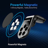 Air Vent Mount Clip Magnetic Car Phone Holder - caseative