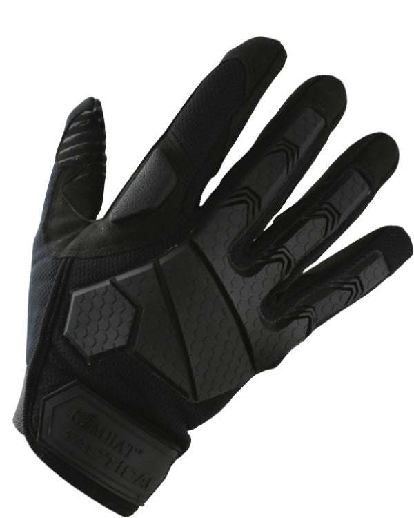 Kombat Alpha Tactical Gloves - Black