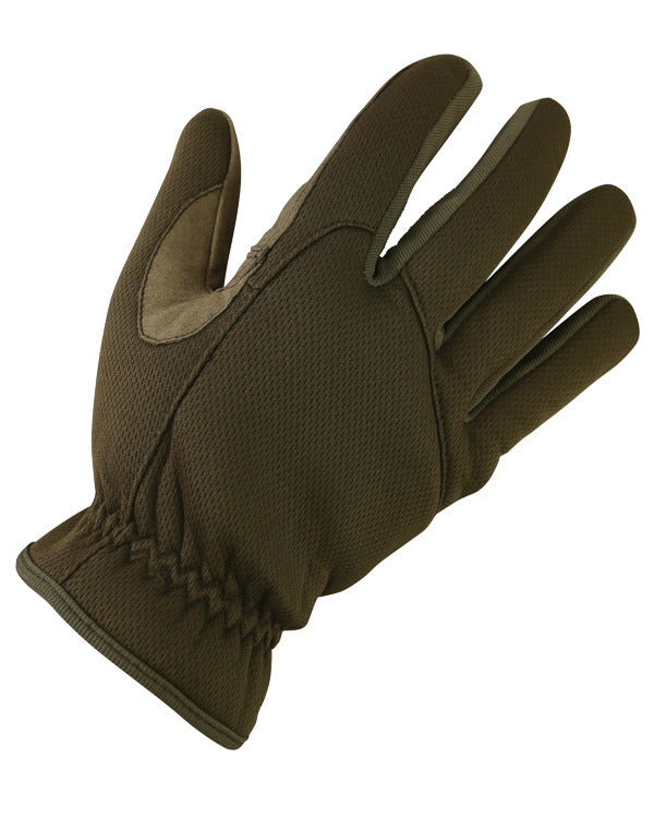 Kombat Delta Fast Gloves - Coyote