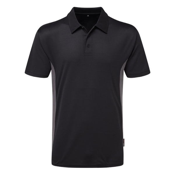 TuffStuff Elite Polo Shirt - Black