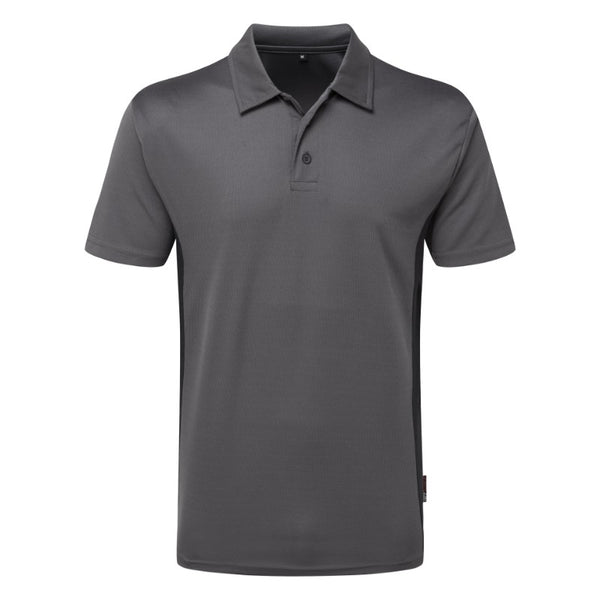 TuffStuff Elite Polo Shirt - Grey