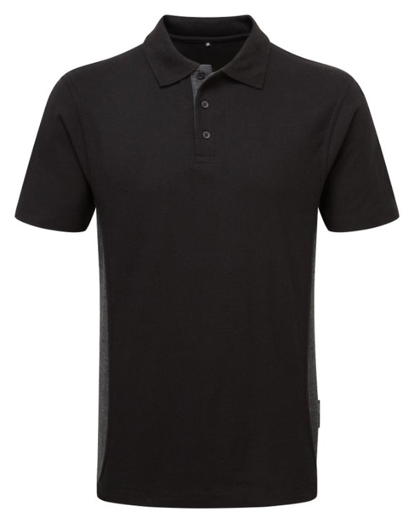 TuffStuff Pro Work Polo Shirt - Black