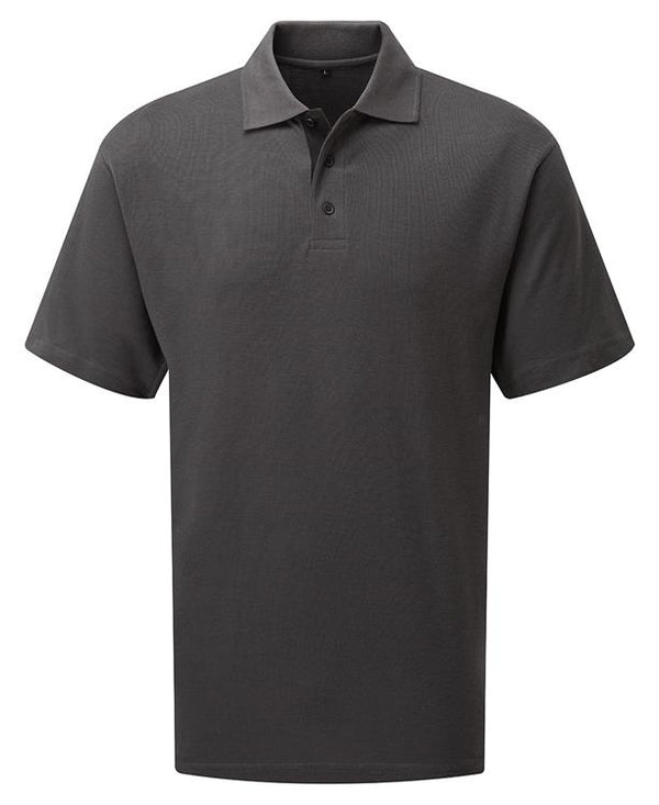 TuffStuff Pro Work Polo Shirt - Grey