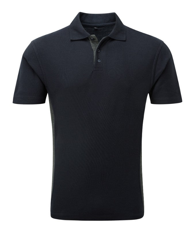 TuffStuff Pro Work Polo Shirt - Navy