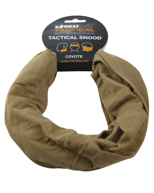 Tactical Snood - Coyote