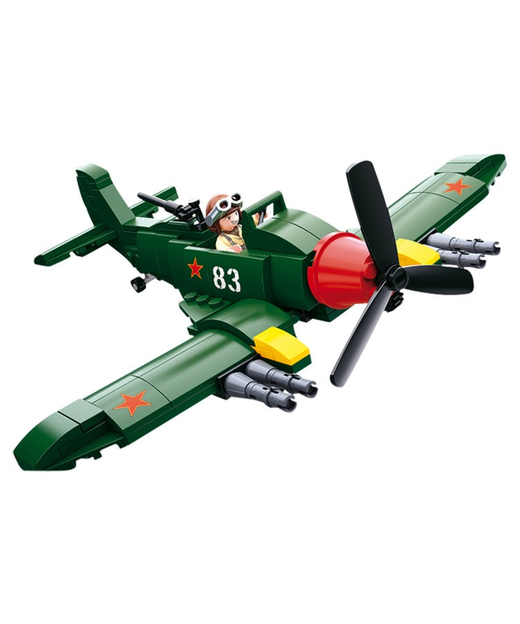 Sluban - B0683 (WWII Allied Ground Attack Aircraft)