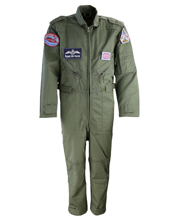 Kombat Kids Flight Suit