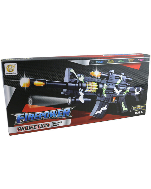 M4 Firepower Toy Gun