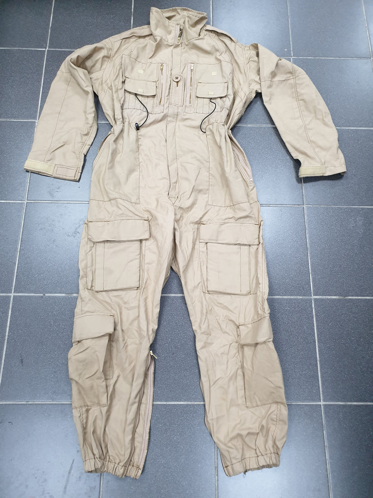 British Army AFV Beige Coveralls (New)
