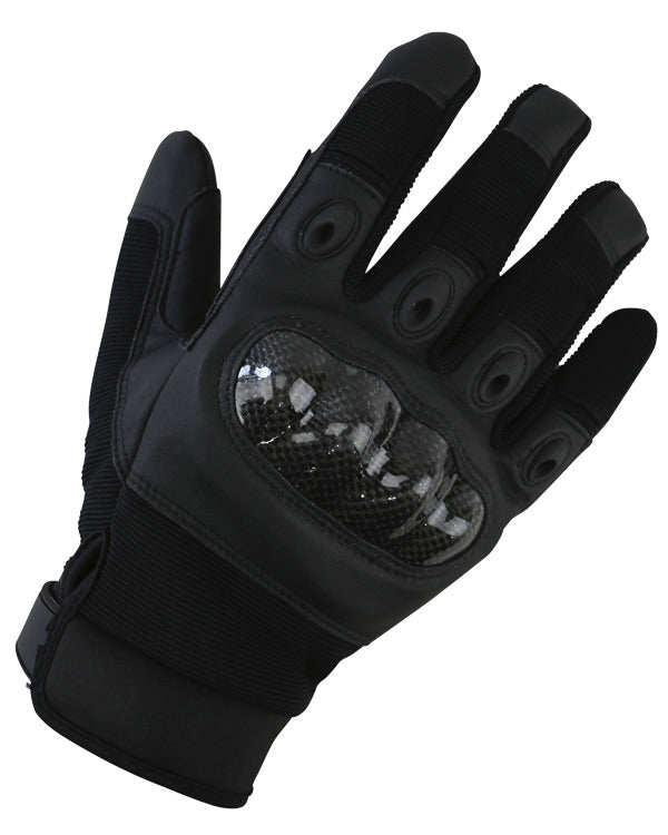 Kombat Predator Tactical Gloves - Black