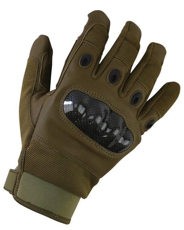 Kombat Predator Tactical Gloves - Coyote