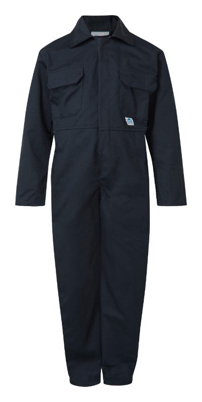 Fort Junior Tearaway Coverall - Navy Blue