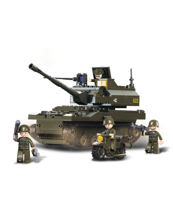Sluban - B9800 (Battle tank)