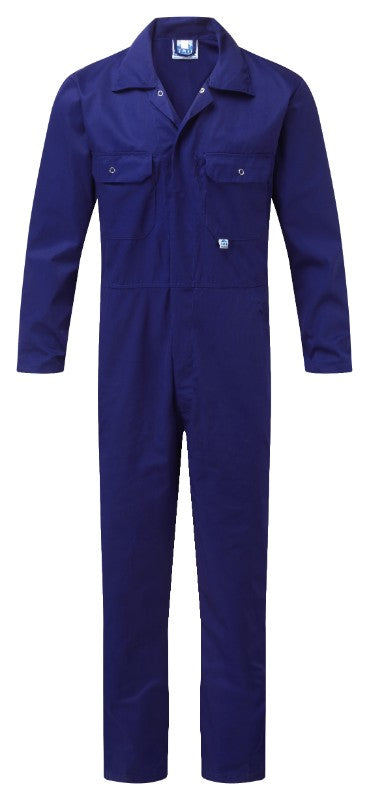 Fort Junior Tearaway Coverall - Royal Blue