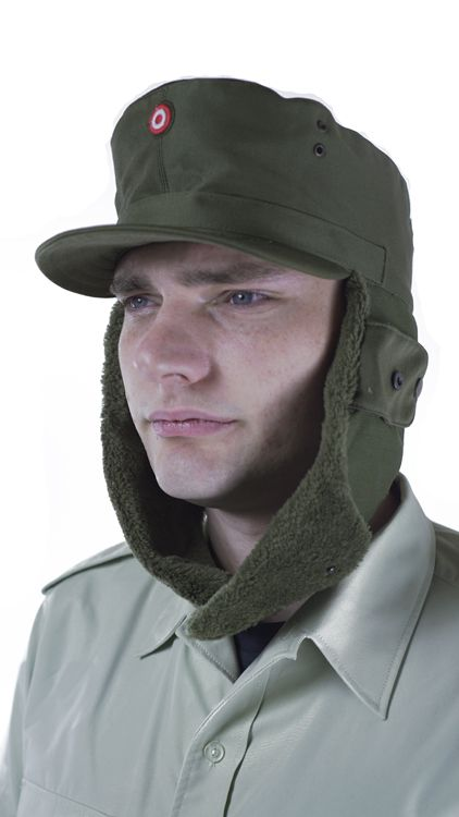 Austrian Army Cold Weather Hat