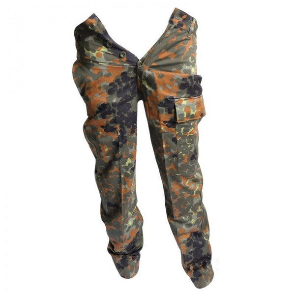 Belgian Army Flecktarn Trousers