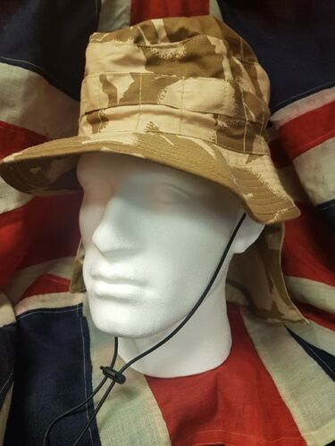 British Desert Bush Hat