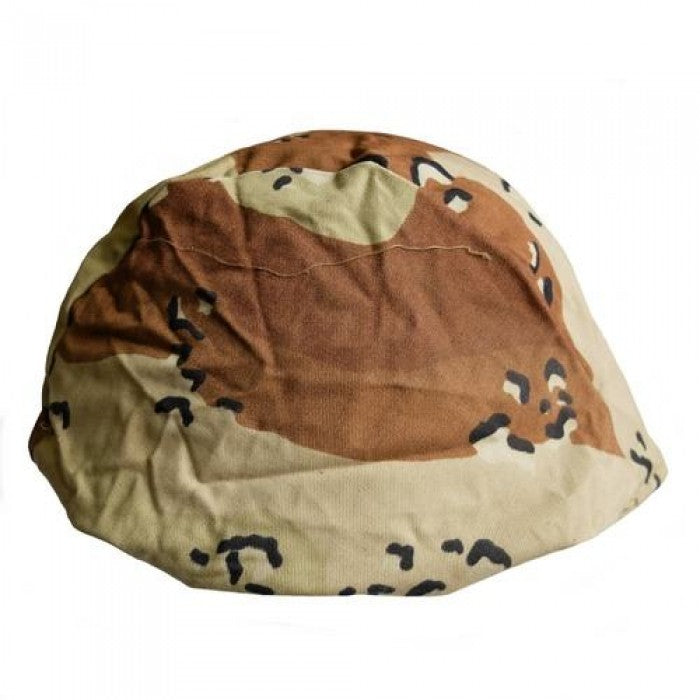 US Army Choc Chip Helmet Cover