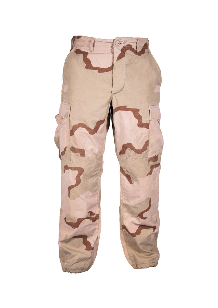 US Army DCP Desert Trousers