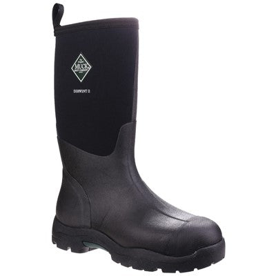Muck Derwent II Wellington Boot - Black
