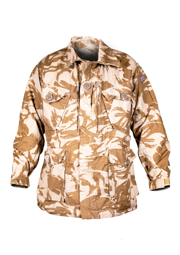 British Army Desert Field Jacket