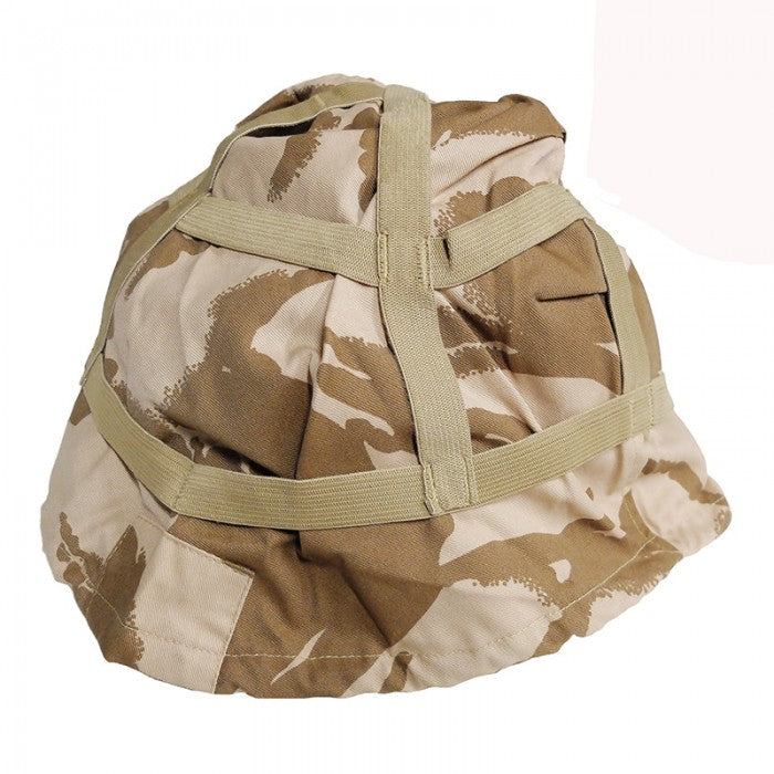 British Army Desert Helmet Cover
