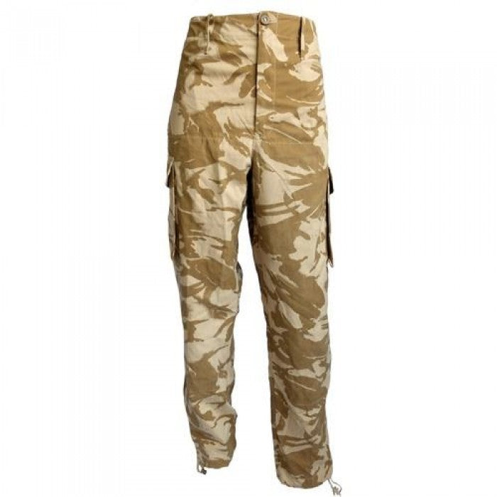 British Army Desert Trousers (Windproof)