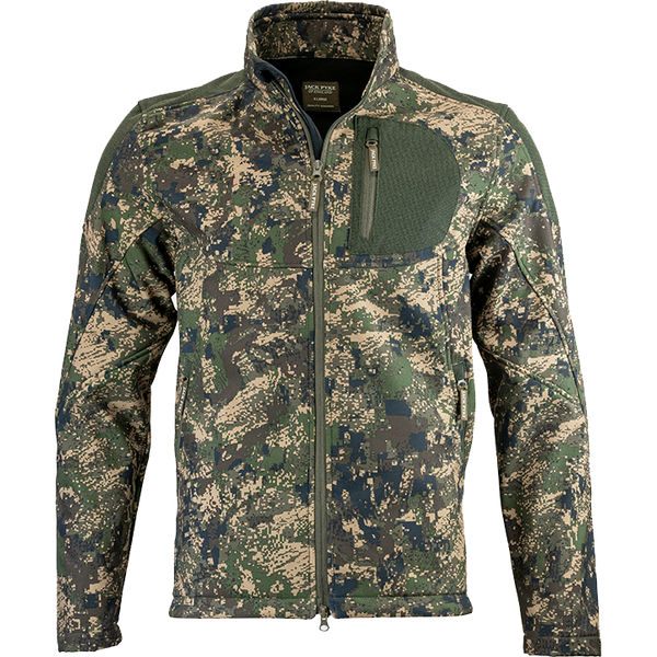 Jack Pyke Softshell Jacket - Digicam