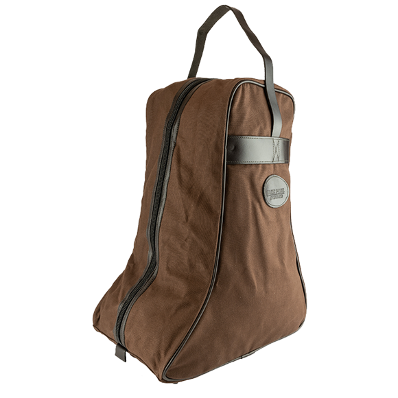 Jack Pyke Canvas Boot Bag - Brown