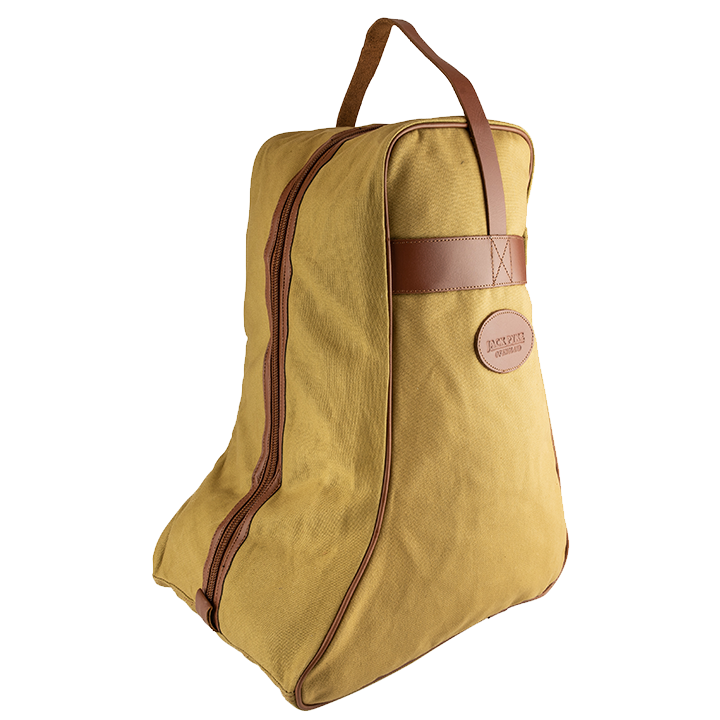 Jack Pyke Canvas Boot Bag - Fawn