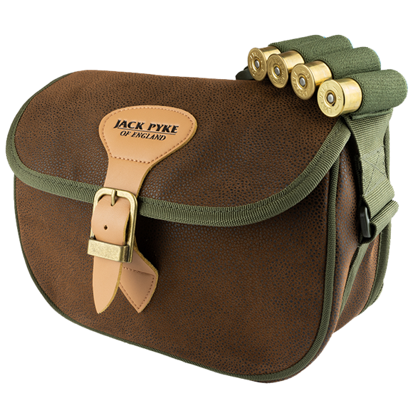 Jack Pyke Speedloader Duotex Cartridge Bag - Brown