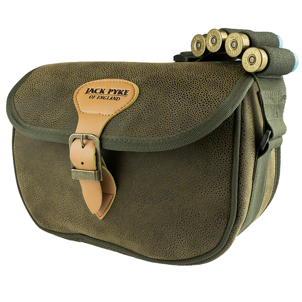 Jack Pyke Speedloader Duotex Cartridge Bag - Green