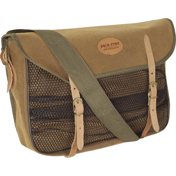 Jack Pyke Duotex Game Bag - Brown