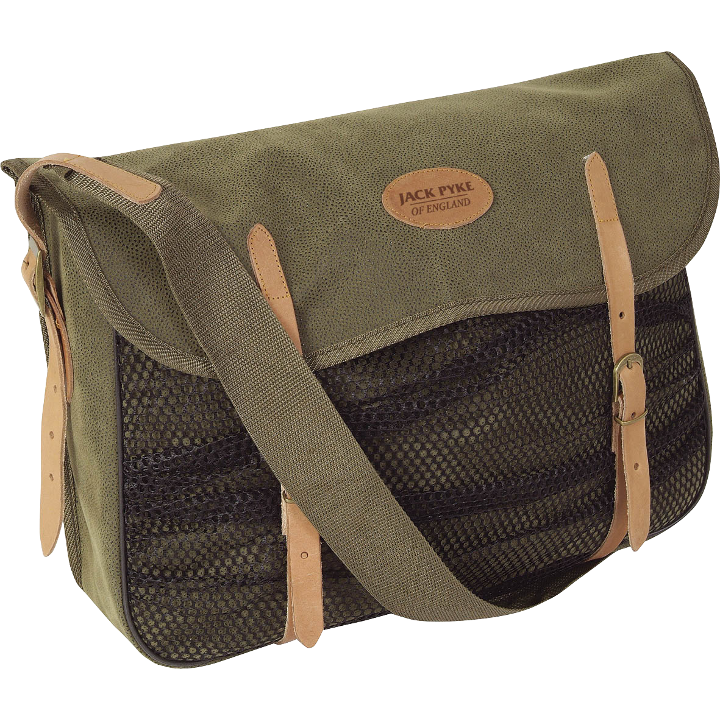 Jack Pyke Duotex Game Bag - Green
