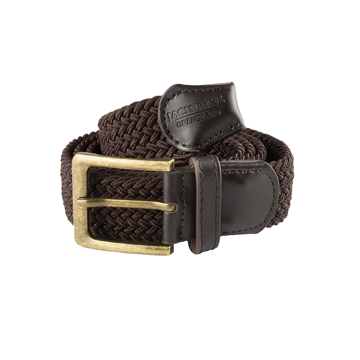 Jack Pyke Countryman Elasticated Belt - Brown