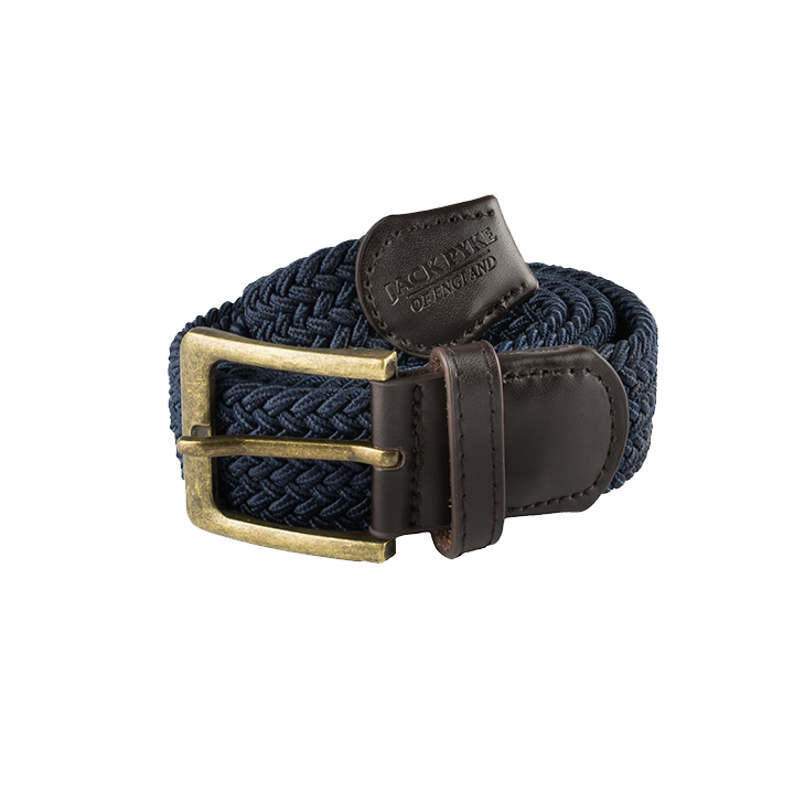 Jack Pyke Countryman Elasticated Belt - Navy