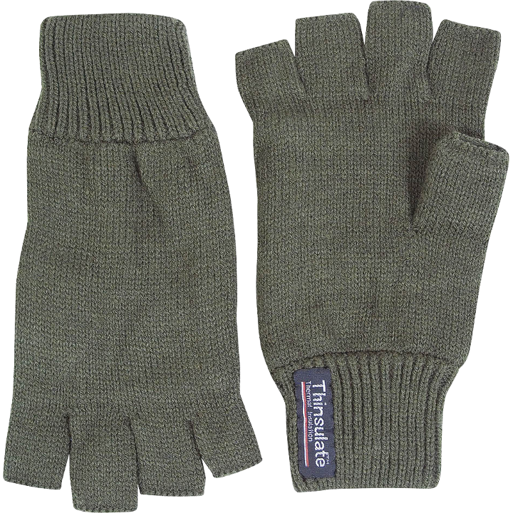 Jack Pyke Thinsulate Fingerless Gloves