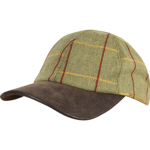 Jack Pyke Baseball Cap - Tweed