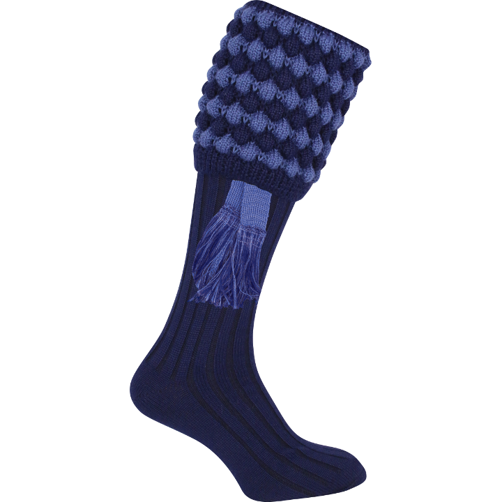 Jack Pyke Pebble Sock - Navy