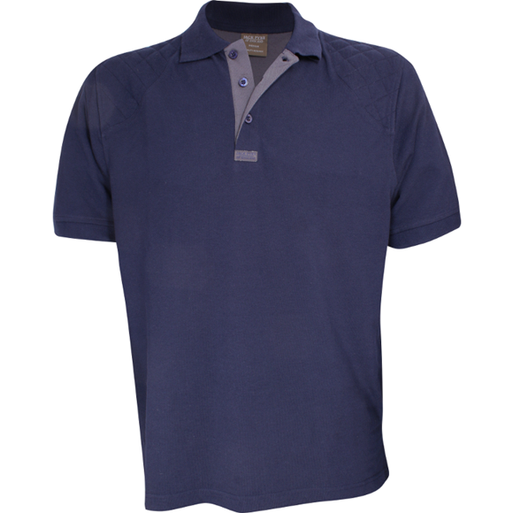 Jack Pyke Sporting Polo Shirt - Navy