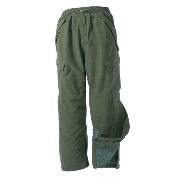 Jack Pyke Hunters Trousers - Green