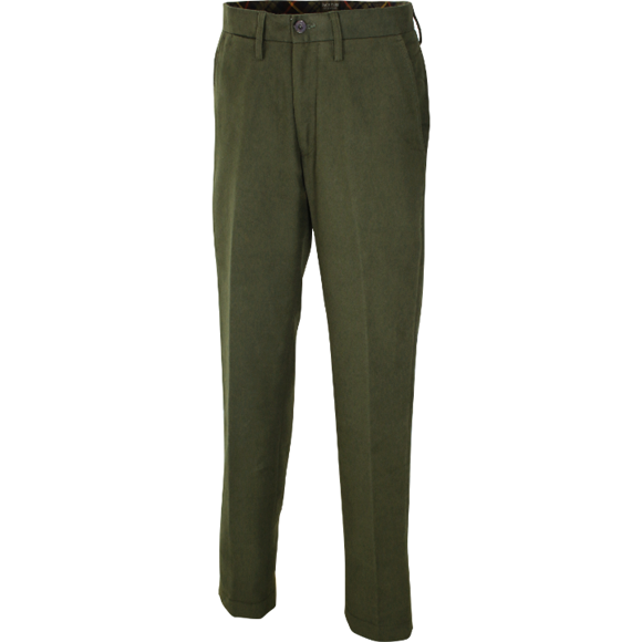Jack Pyke Moleskin Trousers - Green