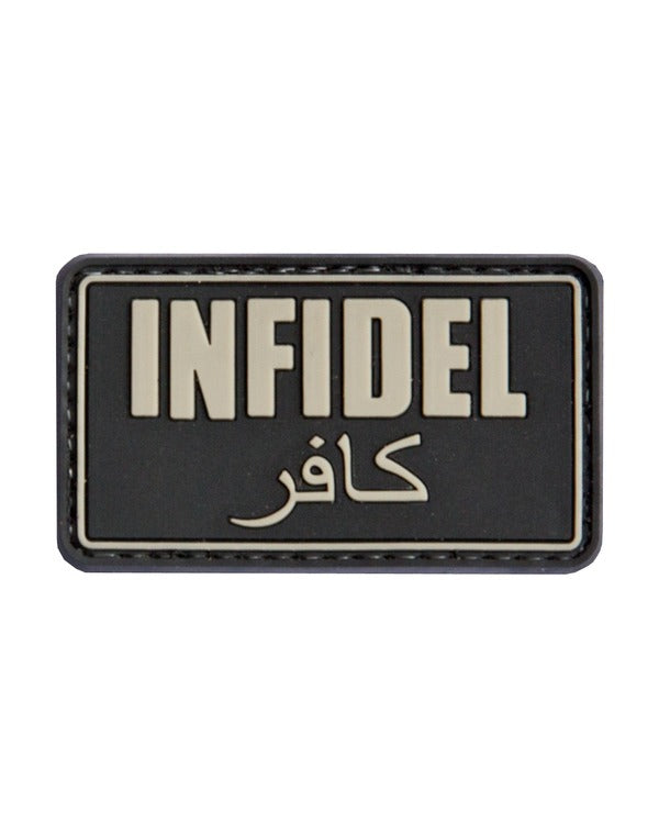 Infidel Patch - Black