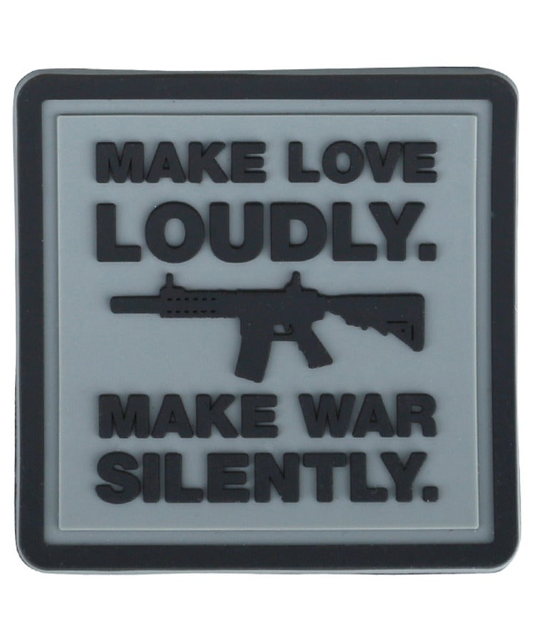 Make Love Loudly Patch