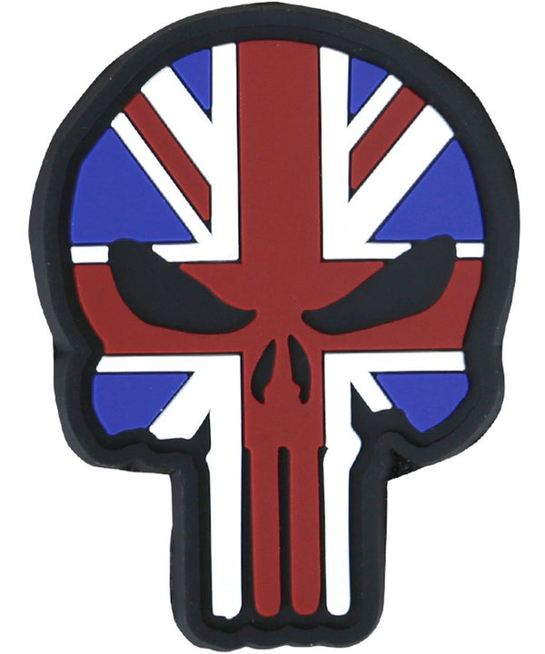UK Punisher Patch