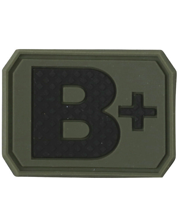 Blood Group Patch - B+