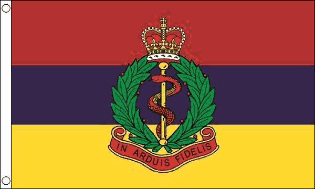 Royal Army Medical Corps Flag