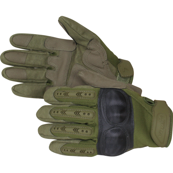 Viper Venom Gloves - Green