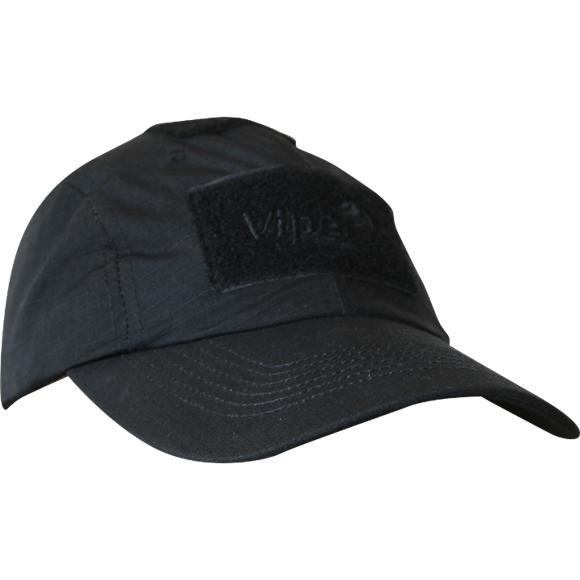 Viper Elite Baseball Cap - Black